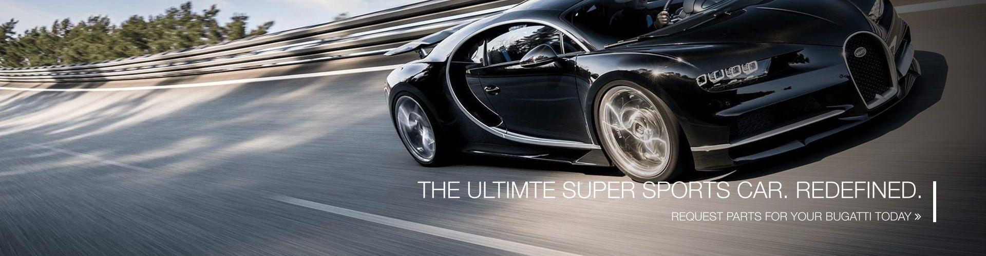 Bugatti Parts