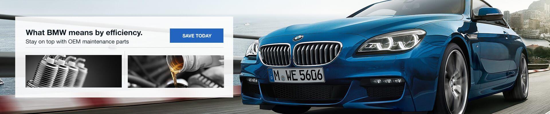 BMW Maintenance Parts