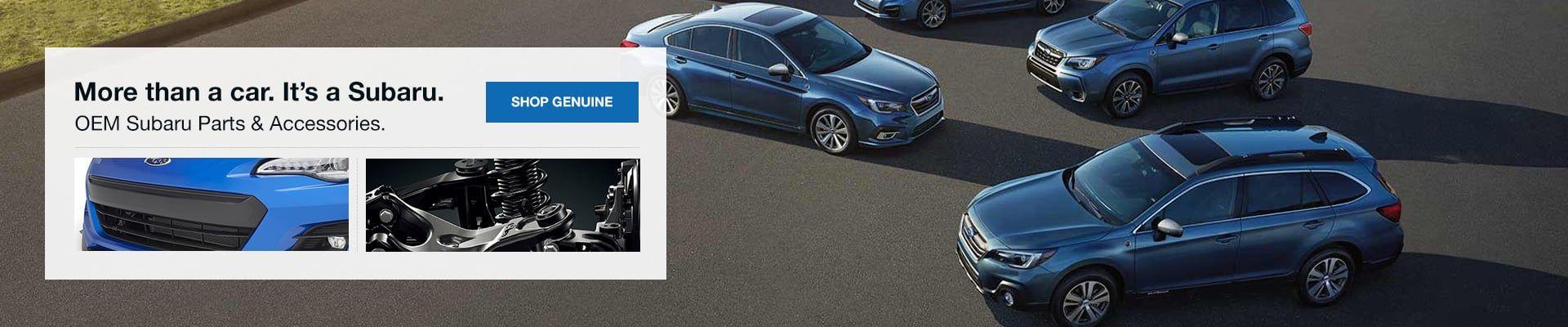 Order MOPAR/Subaru Parts & Accessories | OEM Parts Inc