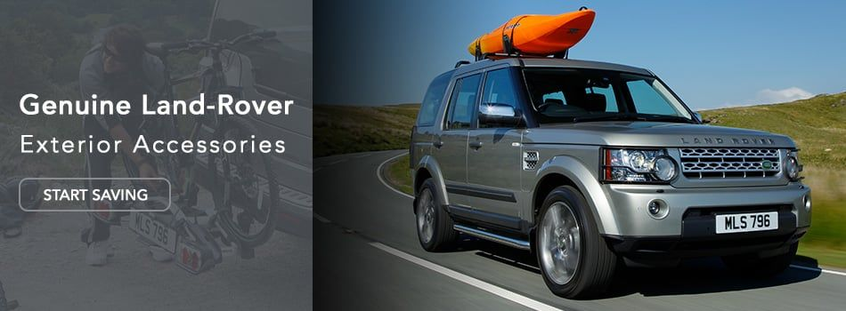 Land-Rover Exterior Accessories