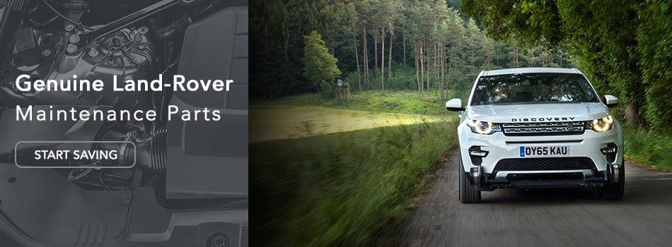Land-Rover Maintenance Parts