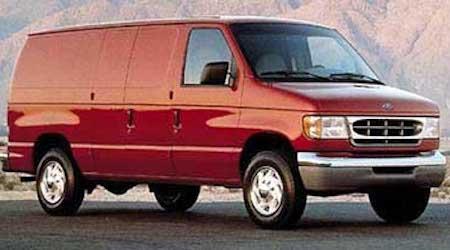 Ford E250 Econoline