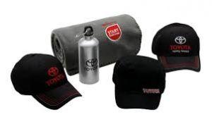 Toyota Branded Merchandise