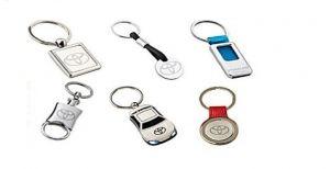 Toyota Key Rings