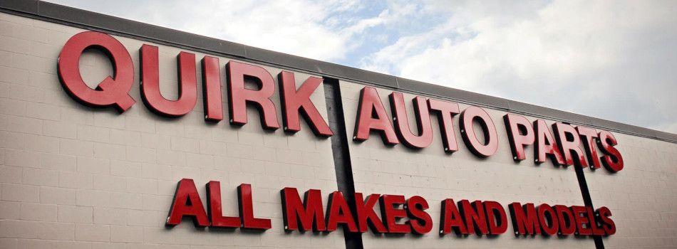 Quirk Auto Parts