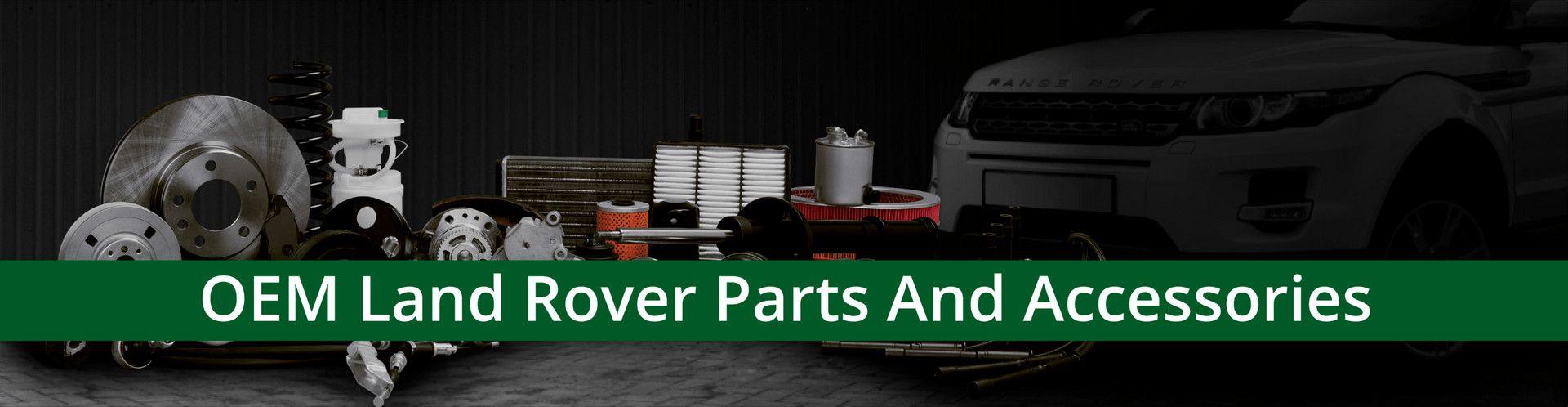 OEM Land Rover Parts| Land Rover Virginia Beach