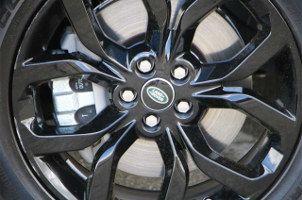 Land Rover Brake Pads and Rotors