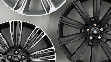 OEM Land Rover Wheels