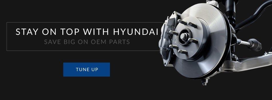 Hyundai OEM Parts