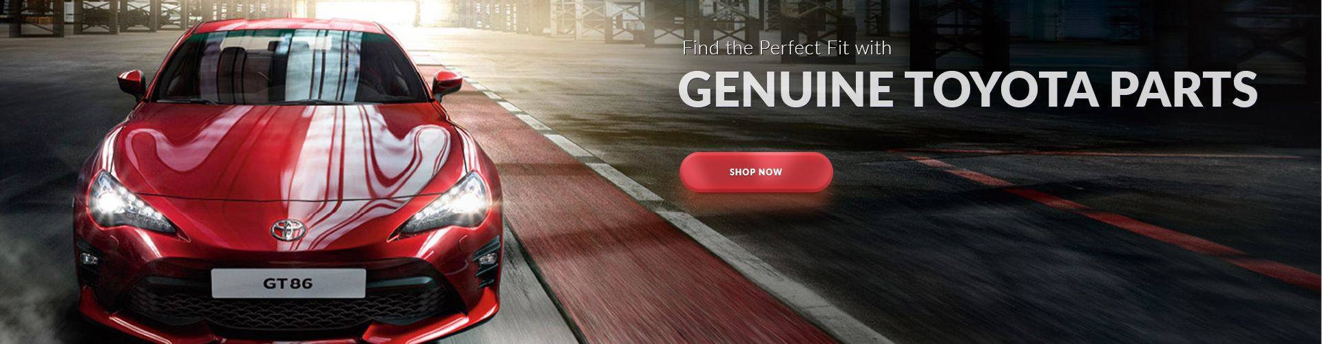 Buy Genuine OEM Toyota Parts & Accessories Online | South