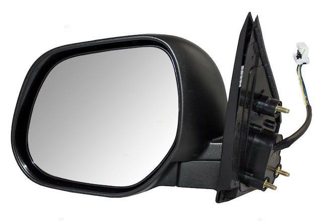 Mitsubishi side mirror