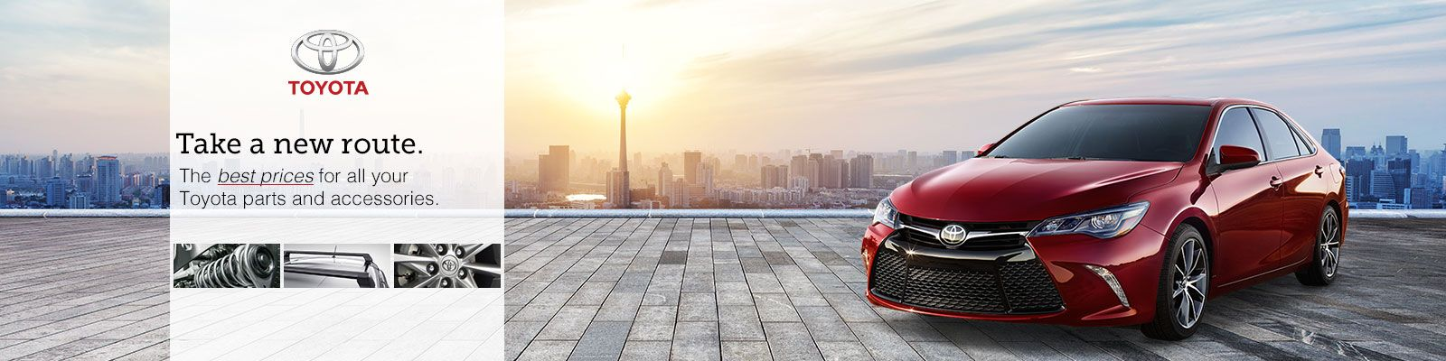 Genuine Toyota Parts & Accessories