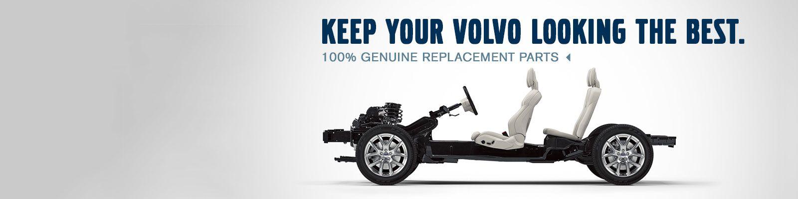 OEM Volvo Parts