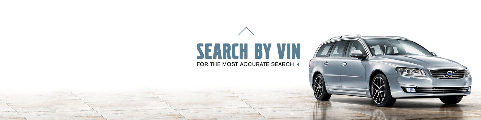 Search by VIN