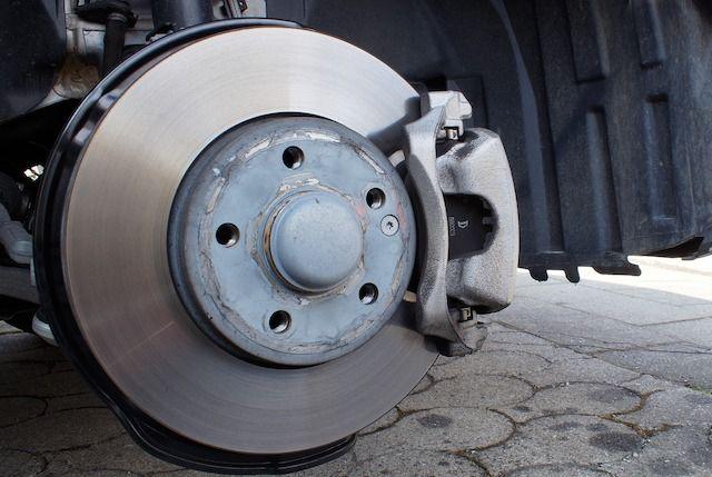 OEM Volvo Pads and rotors
