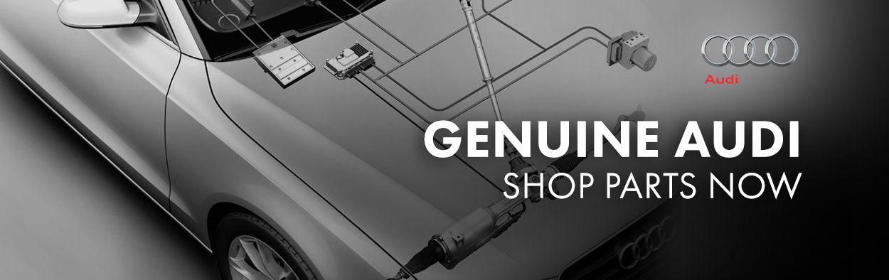 Shop Audi OEM Parts