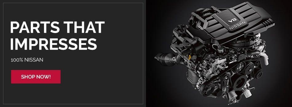 100% Nissan Parts