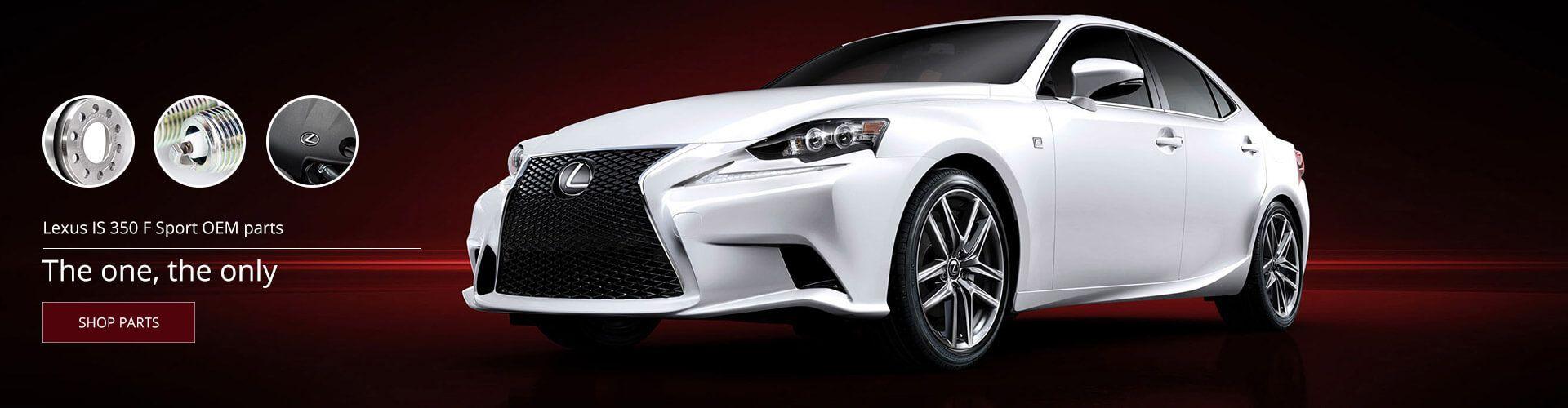 Lexus Genuine Parts