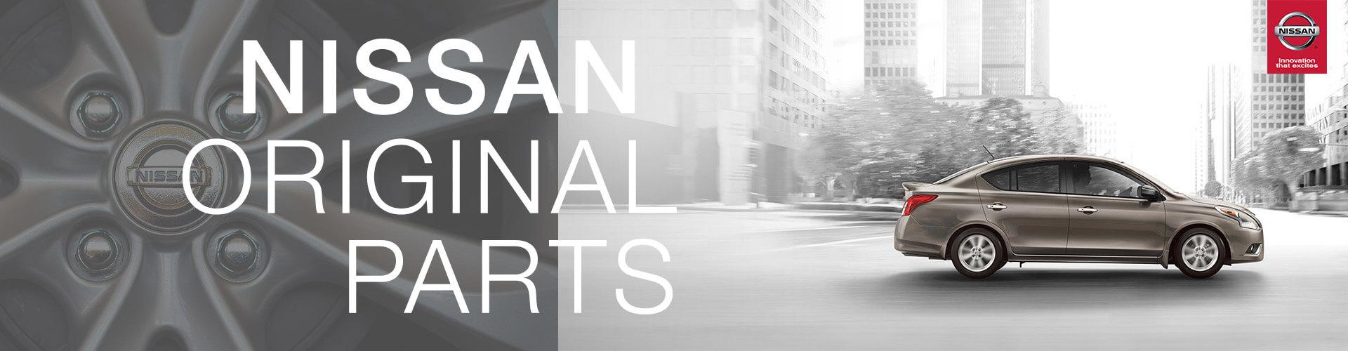 Nissan OEM Parts