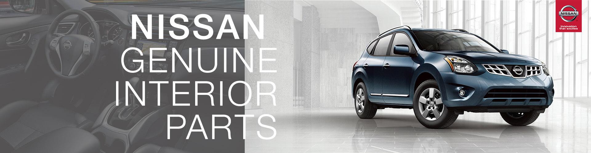 Nissan Interior OEM Parts