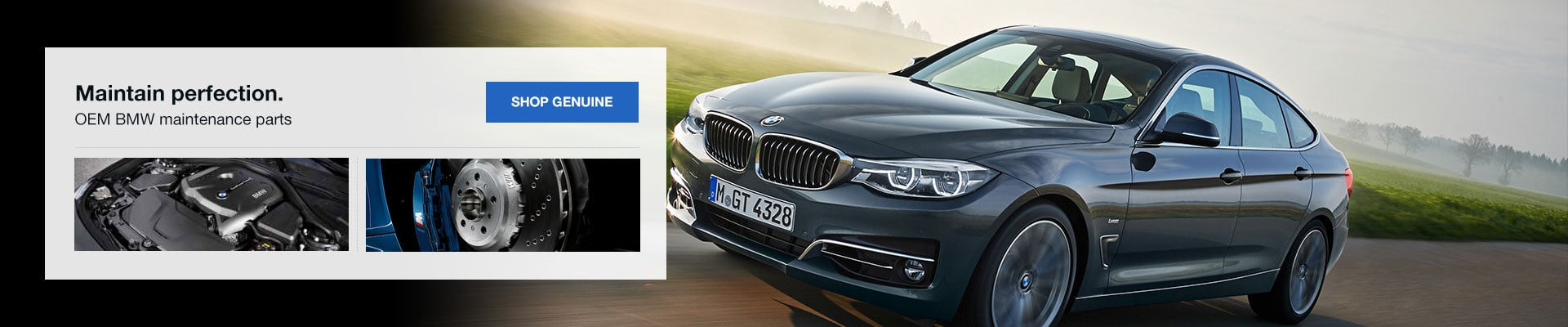 BMW Maintenance Parts