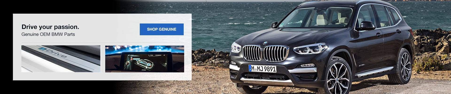 OEM BMW Parts