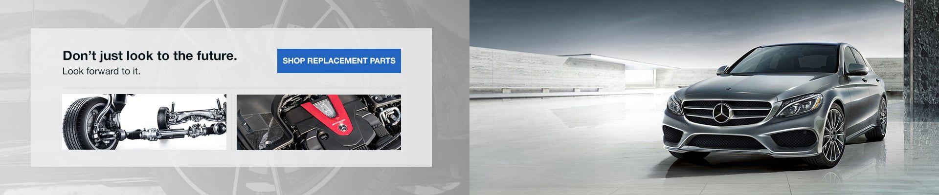 Mercedes-Benz Replacement Parts