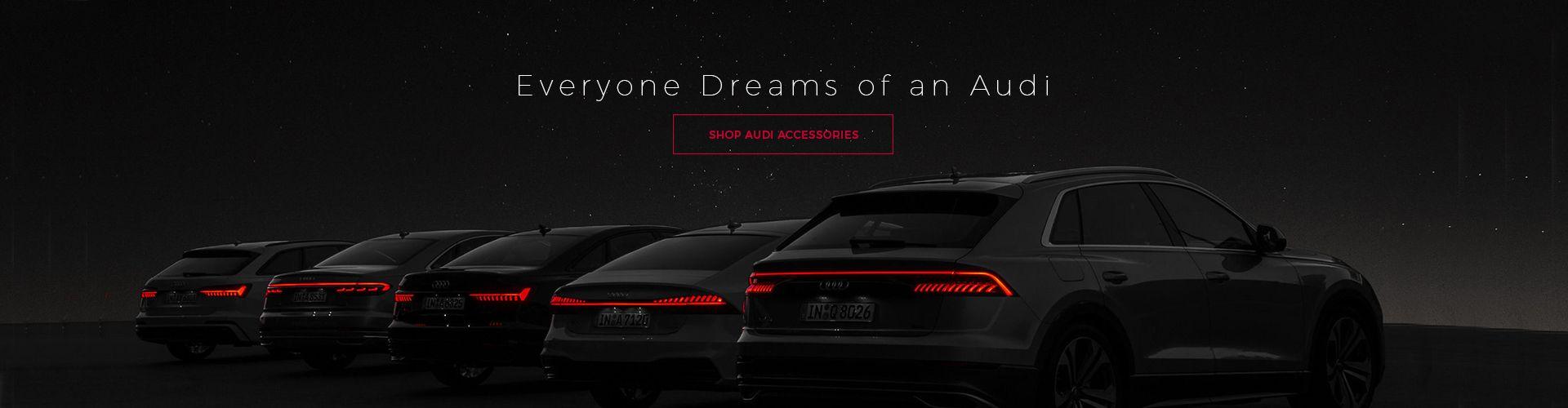 Audi Parts Online Banner 2