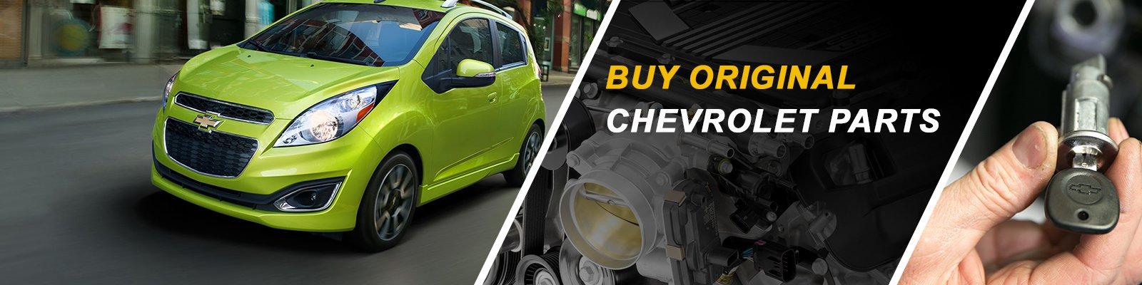 GM OEM Parts & Accessories | Genuine Parts at Discount Prices ...