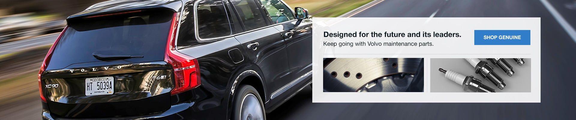 Volvo Maintenance Parts