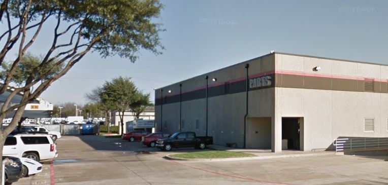 national gm parts warehouse grapevine tx
