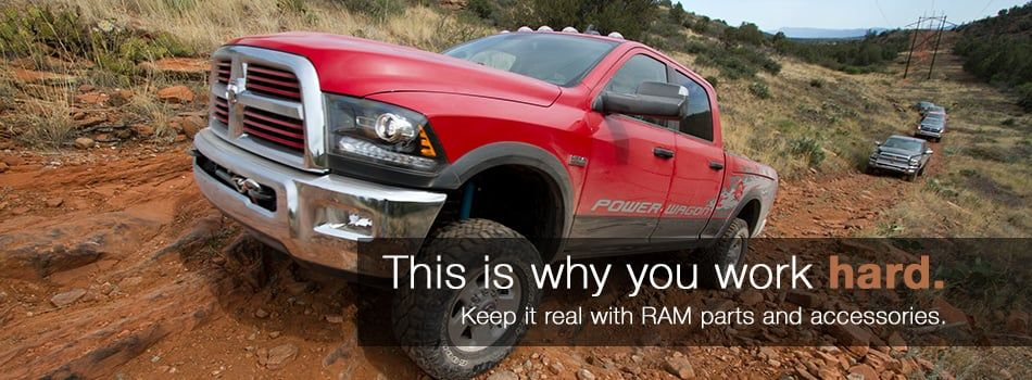 Ram Parts and Accessories
