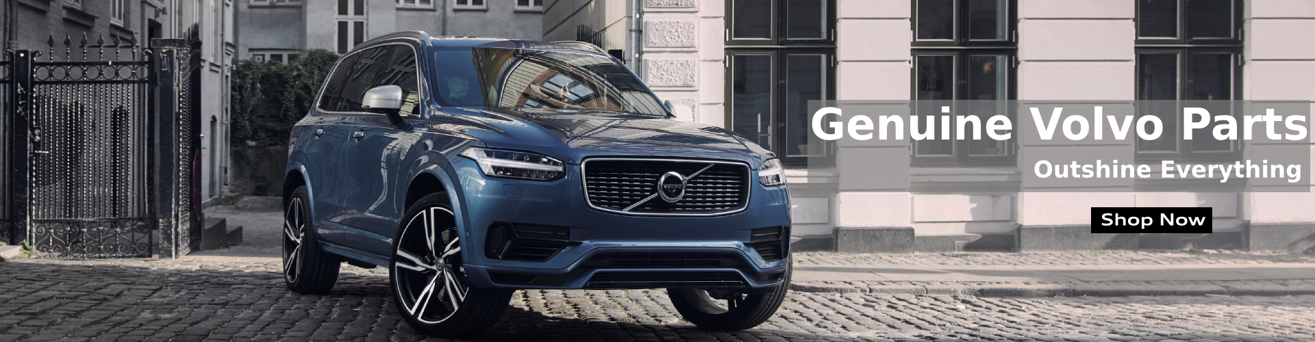 OEM Volvo Parts and Accessories