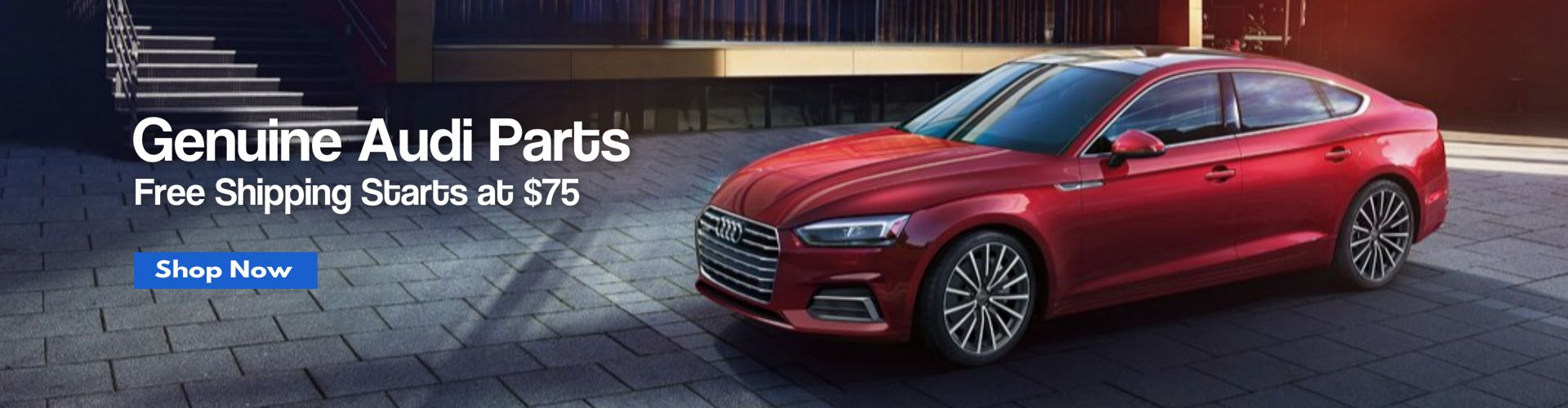 OEM Audi Parts and Accessories