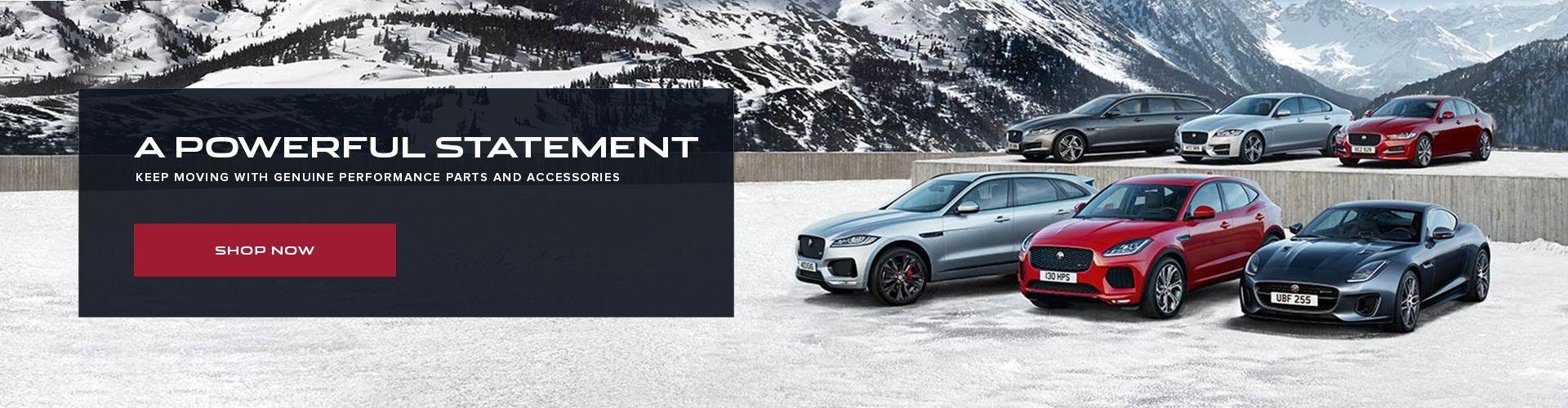 OEM Jaguar Parts & Accessories