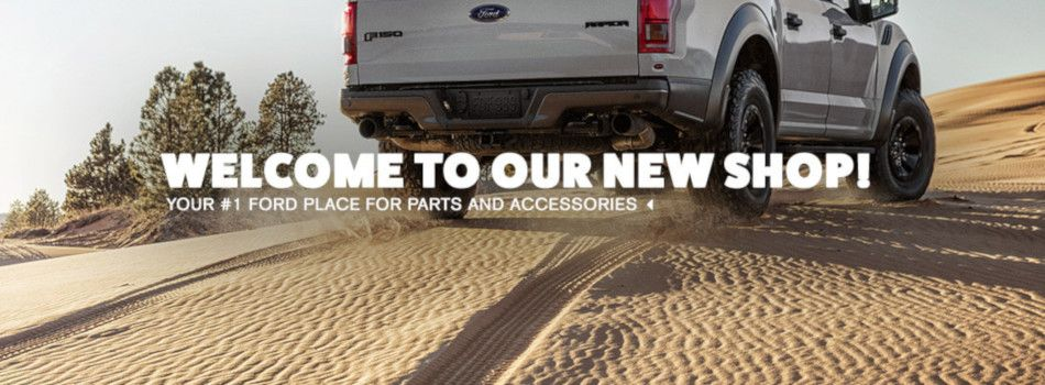 Shop OEM Ford Parts and Accessories