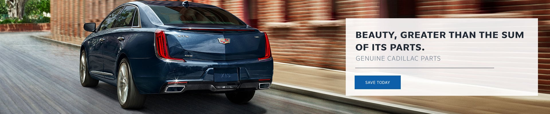 Shop Cadillac Parts & Accessories