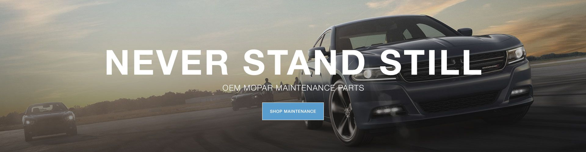 Mopar OEM Maintenance Parts