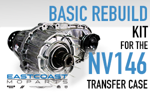 This is a BASIC rebuild kit for the NV146