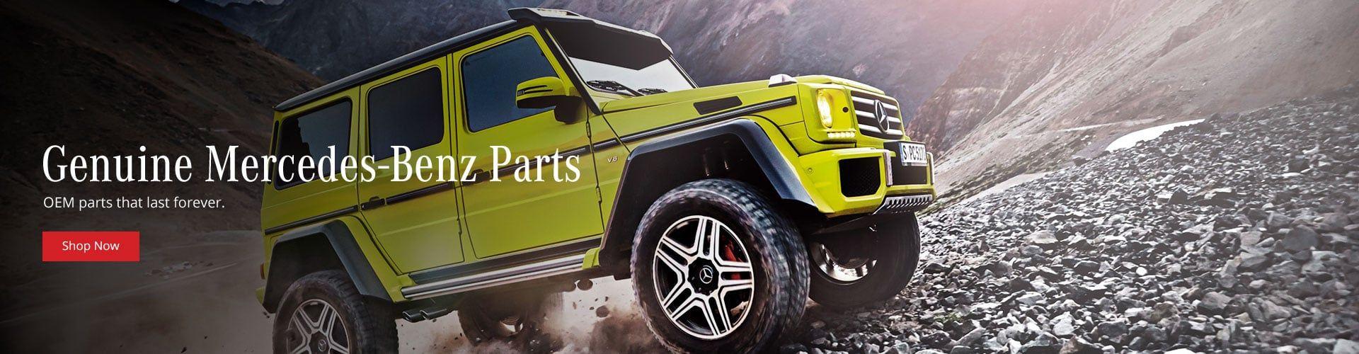 OEM Mercedes Benz Parts