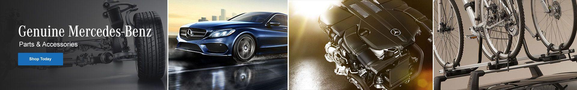 Genuine Mercedes-Benz Parts & Accessories