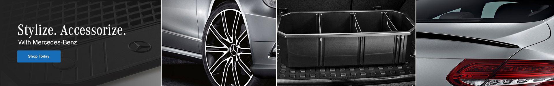 Genuine Mercedes-Benz Accessories