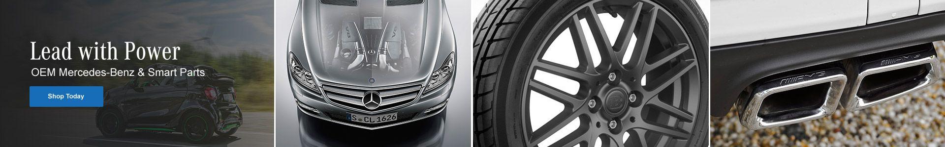 OEM Mini & Mercedes-Benz Parts