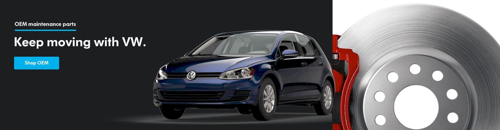Volkswagen Maintenance Parts