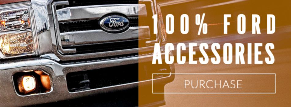Genuine Ford Accessories