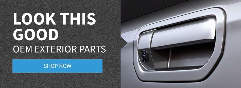 OEM Exterior Honda Parts