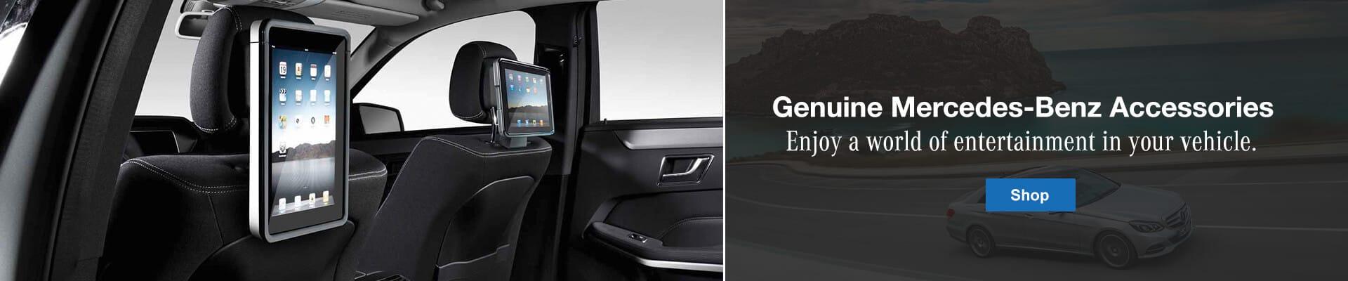 Mercedes-Benz of Easton Banner 2