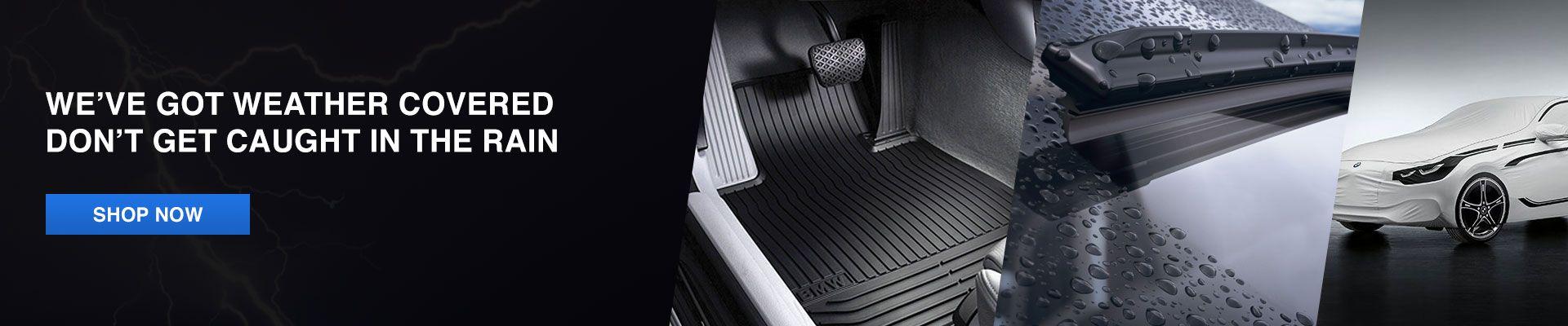BMW Weather Accessories
