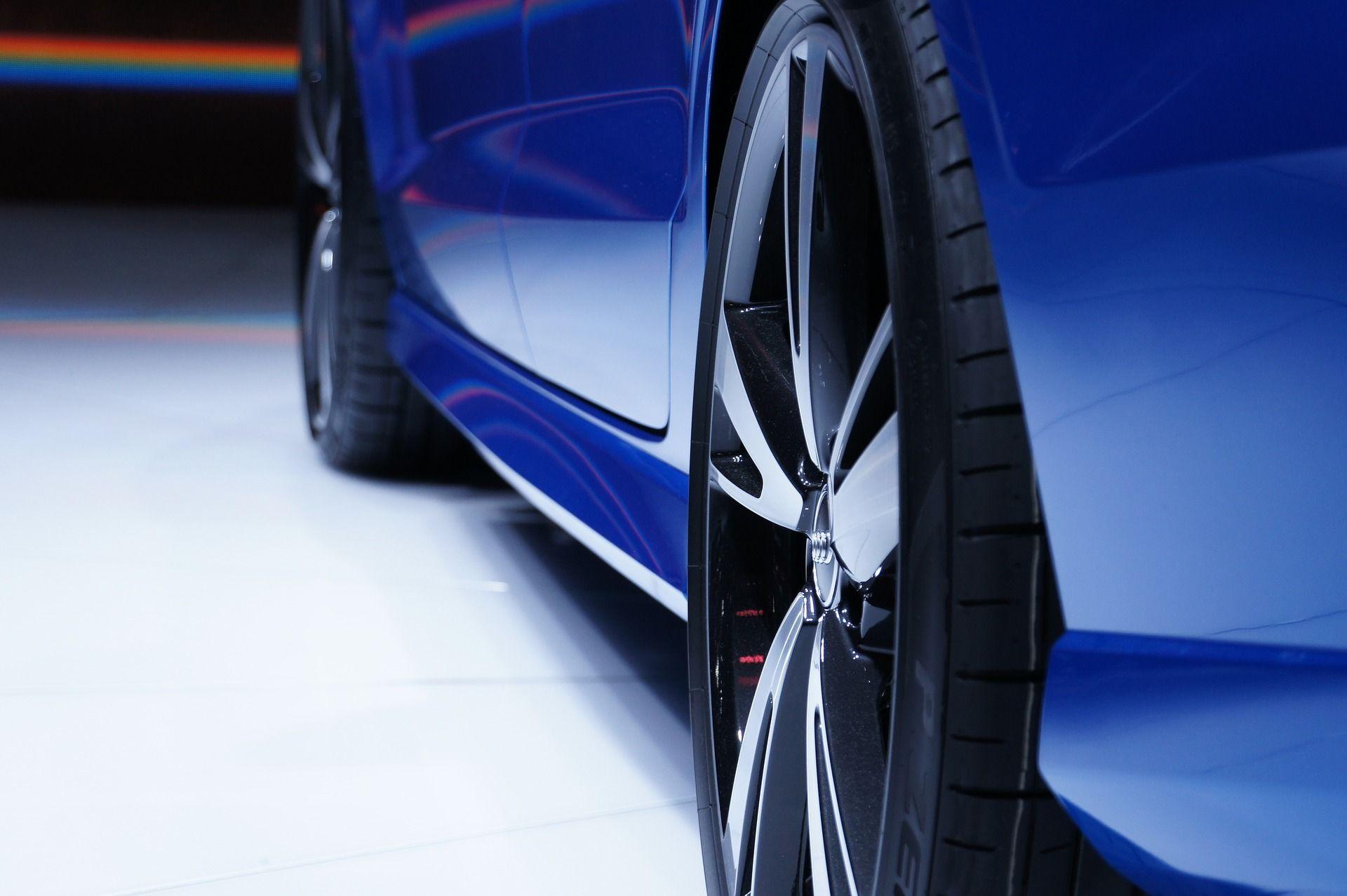 OEM Audi Wheel