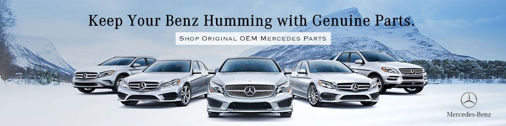 Shop Mercedes-Benz Parts